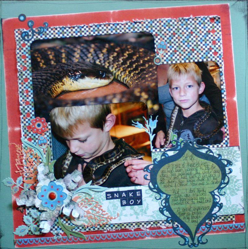 BG Marrakech - Snake Boy