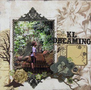 KL Dreaming